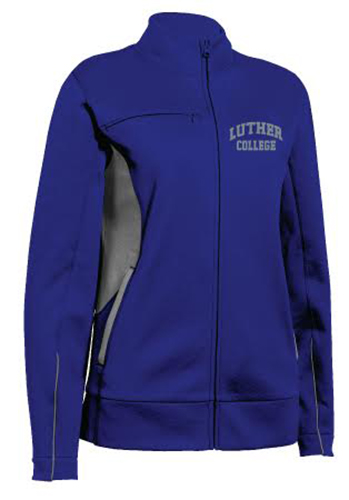 Full Zip Luther Arched Over College