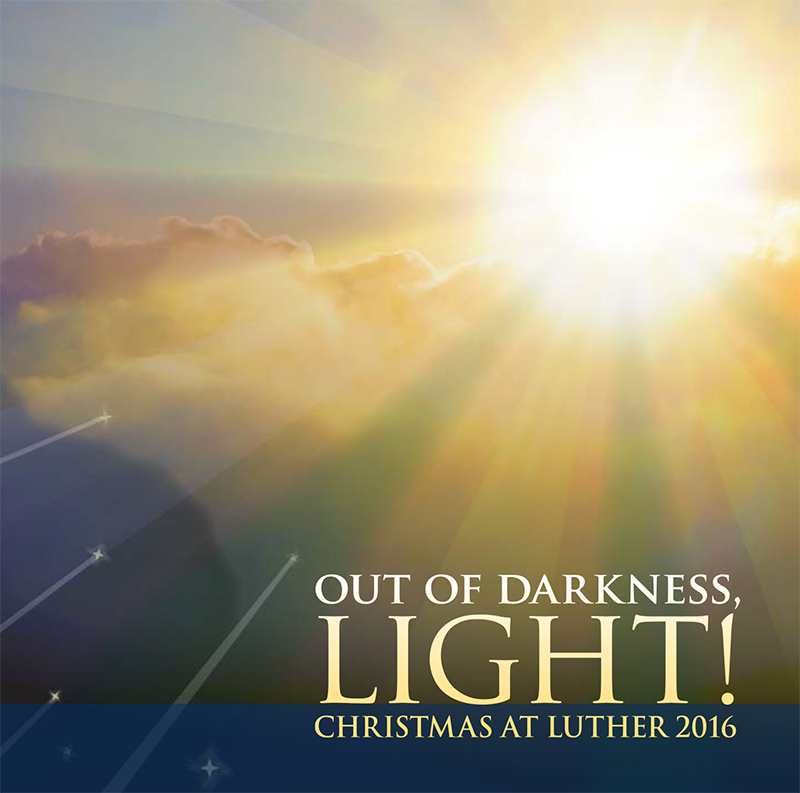 Christmas At Luther 2016 CD
