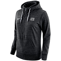 FULL ZIP LUTHER COLLEGE STACKED HOOD