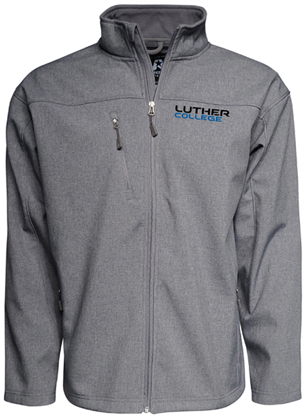 Full Zip Luther College Fleece Jacket