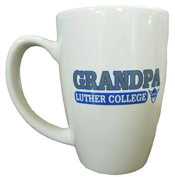 Grandpa Over Luther College Mug