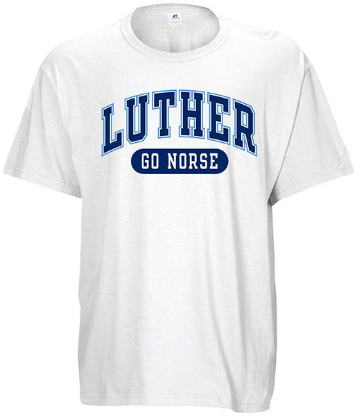 Luther Arched Over Go Norse