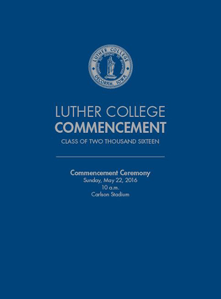 Commencement Dvd 2017