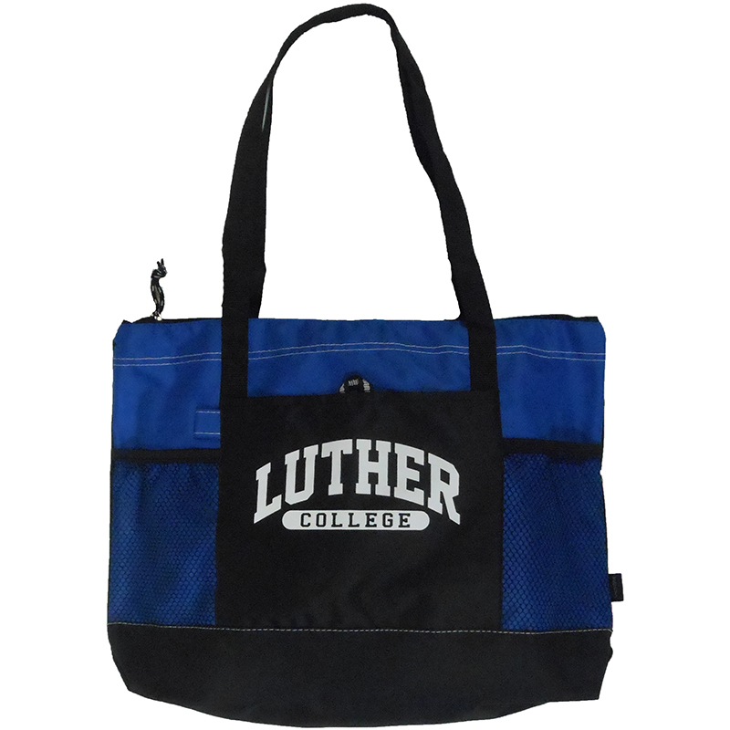 Luther College Zippered Tote (SKU 1043593951)