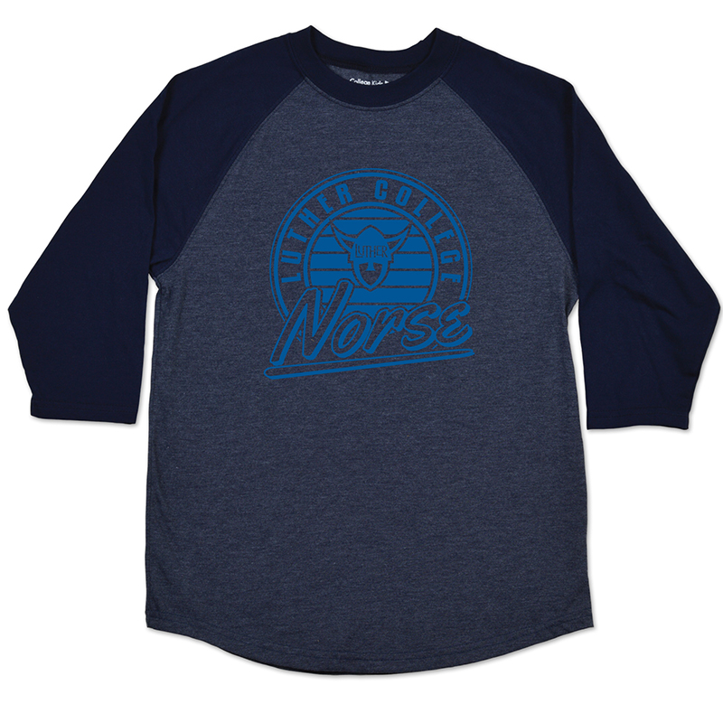 Raglan Baseball Luther Tee