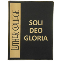 Pad Holder Soli Deo Gloria