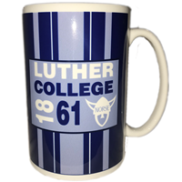Mug 18 0Z Luther College Stripe 1861