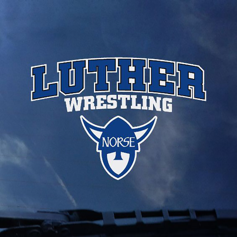 Wrestling Decal (SKU 1045215825)
