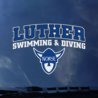 Swimming And Diving Decal