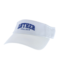 Luther College Visor