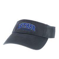 VISOR ARCHED LUTHER COLLEGE