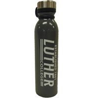 Sport Bottle Luther College Gray