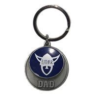 Keychain Luther Norsehead Dad