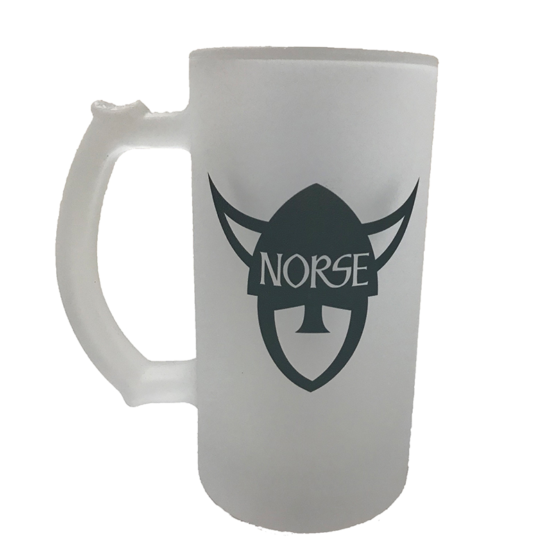 Frosted Stein Norse Head / Luther College (SKU 1047087919)