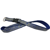 Lanyard Norsehead Luther College Woven