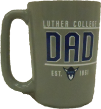 Mug 16 Oz Dad Luther White Interior