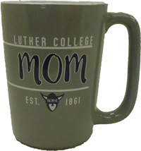 Mug 16Oz Mom Luther White Interior