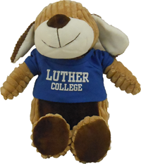 Luther College Corduroy Dog