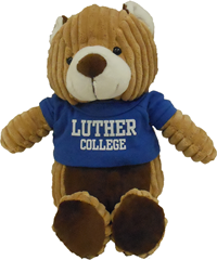 Luther College Coruroy Bear
