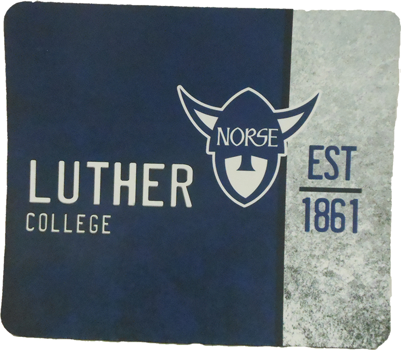 Luther College Norse Est. 1861 Mouse Pad (SKU 1047272923)