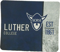 Luther College Norse Est. 1861 Mouse Pad