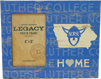Luther College Norse Home 4X6 Photo Frame