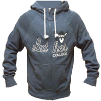 Full Zip Hood Luther Script