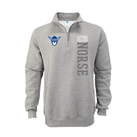 1/4 Zip Luther College Norse