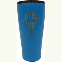 Grizzly Tumbler Luther College Norse Blue