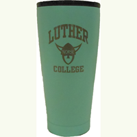 Grizzly Tumbler Luther College Norse Mint