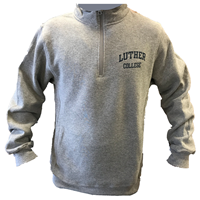 1/4 Zip Luther Arched College