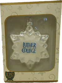 Ornament Star Luther College