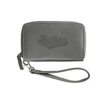 Luther College Gray Clutch