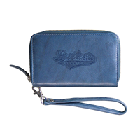 Luther College Navy Clutch