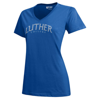 V-Neck Luther College