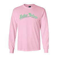 Long Sleeve Luther Script