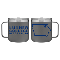 Luther College State Shape