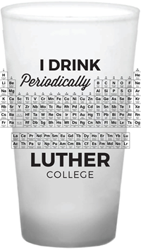 Pint Glass - I Drink Periodically