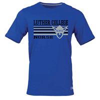 Luther College Striped Norsehead