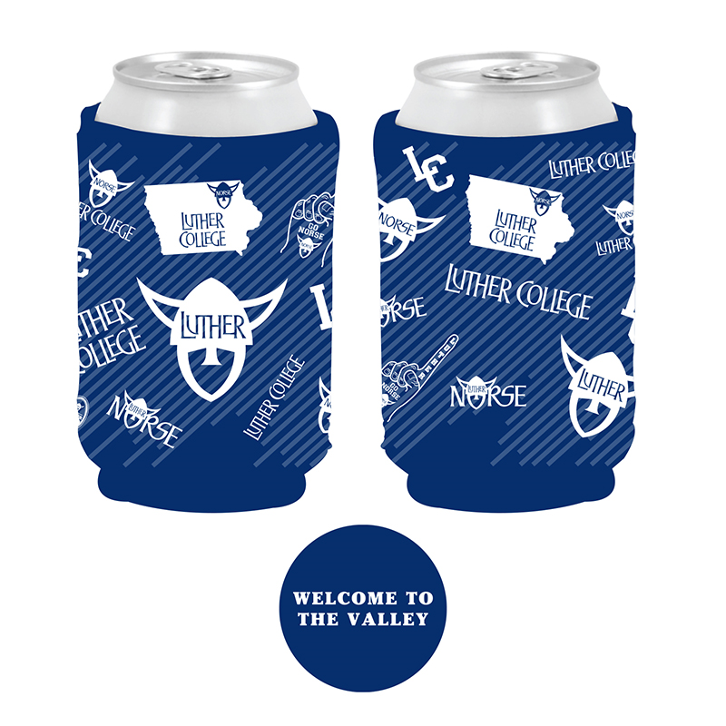 Luther College Pocket Can Coozie (SKU 1051780219)