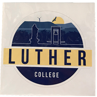 Decal Luther Statue And Bell Decal
