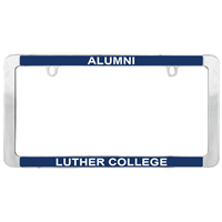 License Plate Frame - Alumni