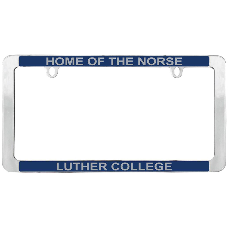 License Plate Frame Home Of The Norse (SKU 1053033763)