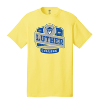 Luther Slant Norsehead College Yellow