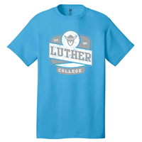 Luther Slant Norsehead College Light Blue