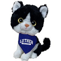 Cat Plush - Black