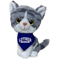 Cat Plush - Gray