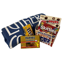 CARE PACKAGE POPCORN WITH BLANKET