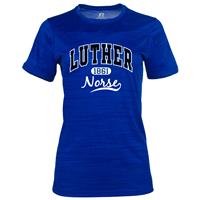 Tee Luther Arched Over 1861 Norse